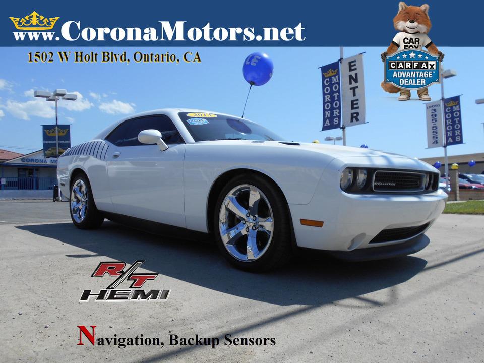 2013 Dodge Challenger R/T  - 13111  - Corona Motors