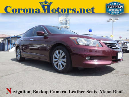 2011 Honda Accord EX-L for Sale  - 12185  - Corona Motors