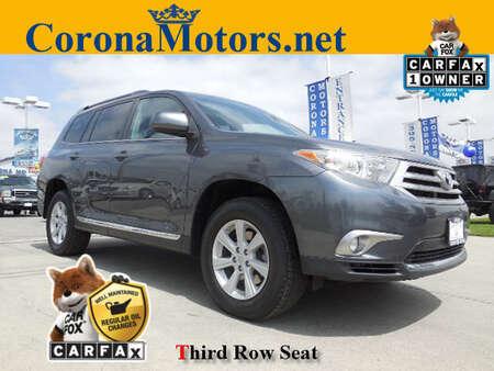 2013 Toyota Highlander Plus for Sale  - 12017  - Corona Motors