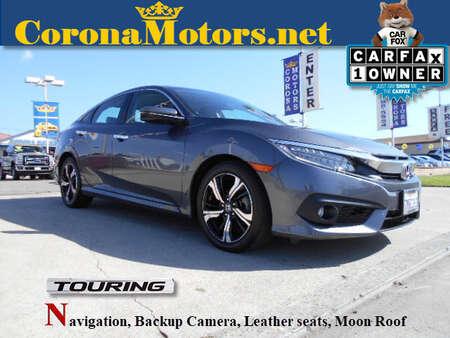 2016 Honda Civic Sedan Touring for Sale  - 12563  - Corona Motors