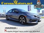 2016 Honda Civic Sedan Touring  - 12563  - Corona Motors