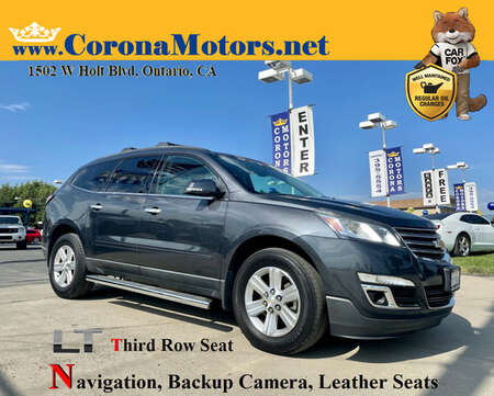 2014 Chevrolet Traverse LT for Sale  - 13135  - Corona Motors