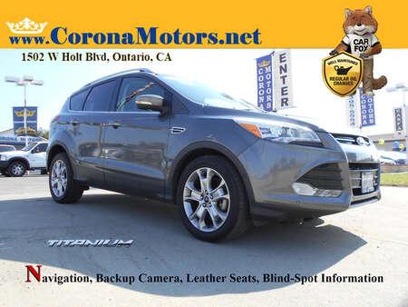 2014 Ford Escape Titanium for Sale  - 13134  - Corona Motors