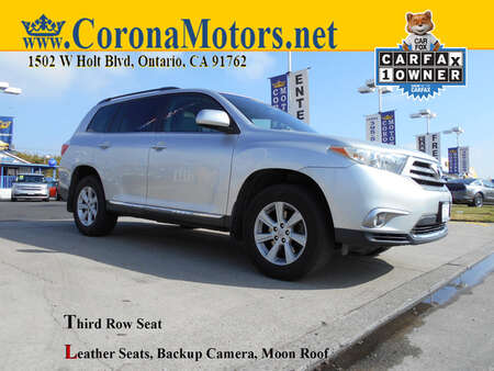2012 Toyota Highlander SE for Sale  - 12997  - Corona Motors