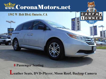 2013 Honda Odyssey EX-L for Sale  - 13131  - Corona Motors