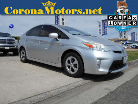 2013 Toyota Prius Two for Sale  - 12547  - Corona Motors