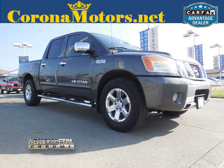 2011 Nissan Titan SV for Sale  - 12184  - Corona Motors