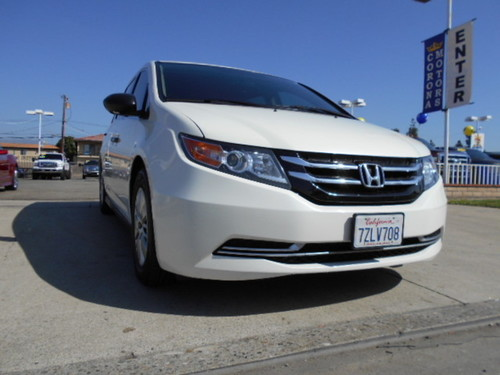 2014 Honda Odyssey  - Corona Motors