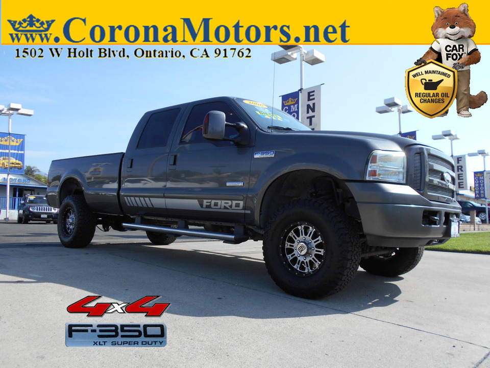 2006 Ford F-350 XLT  - 12897  - Corona Motors