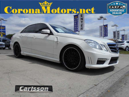 2011 Mercedes-Benz E-Class E 350 Sport for Sale  - MBZCARL  - Corona Motors