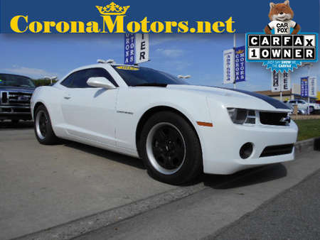 2013 Chevrolet Camaro LS for Sale  - 12343  - Corona Motors