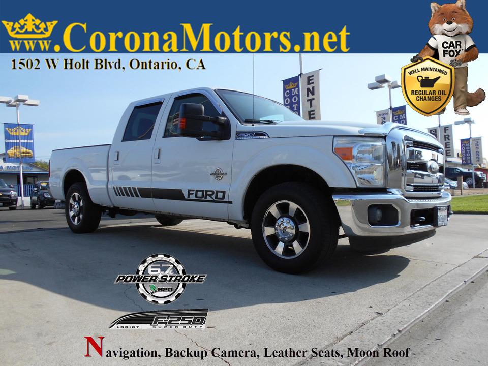 2011 Ford F-250 Lariat  - 12894  - Corona Motors