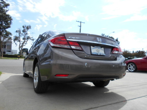 2015 Honda Civic Sedan  - Corona Motors