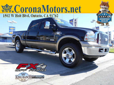 2006 Ford F-250 King Ranch for Sale  - 12872  - Corona Motors