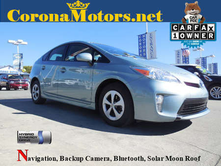 2013 Toyota Prius Three for Sale  - 12213  - Corona Motors