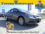 2012 Honda Civic EX-L  - 12414  - Corona Motors