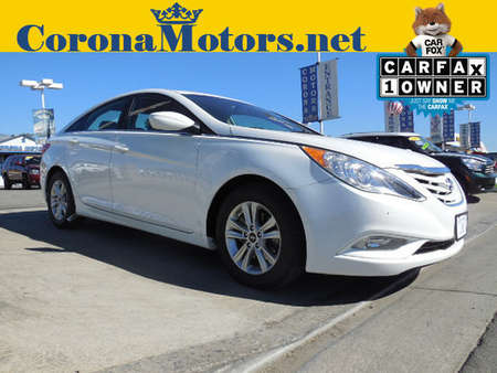 2013 Hyundai Sonata GLS PZEV for Sale  - 12214  - Corona Motors
