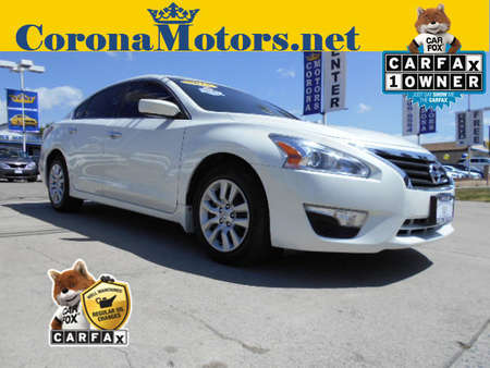 2015 Nissan Altima 2.5 S for Sale  - 12342  - Corona Motors