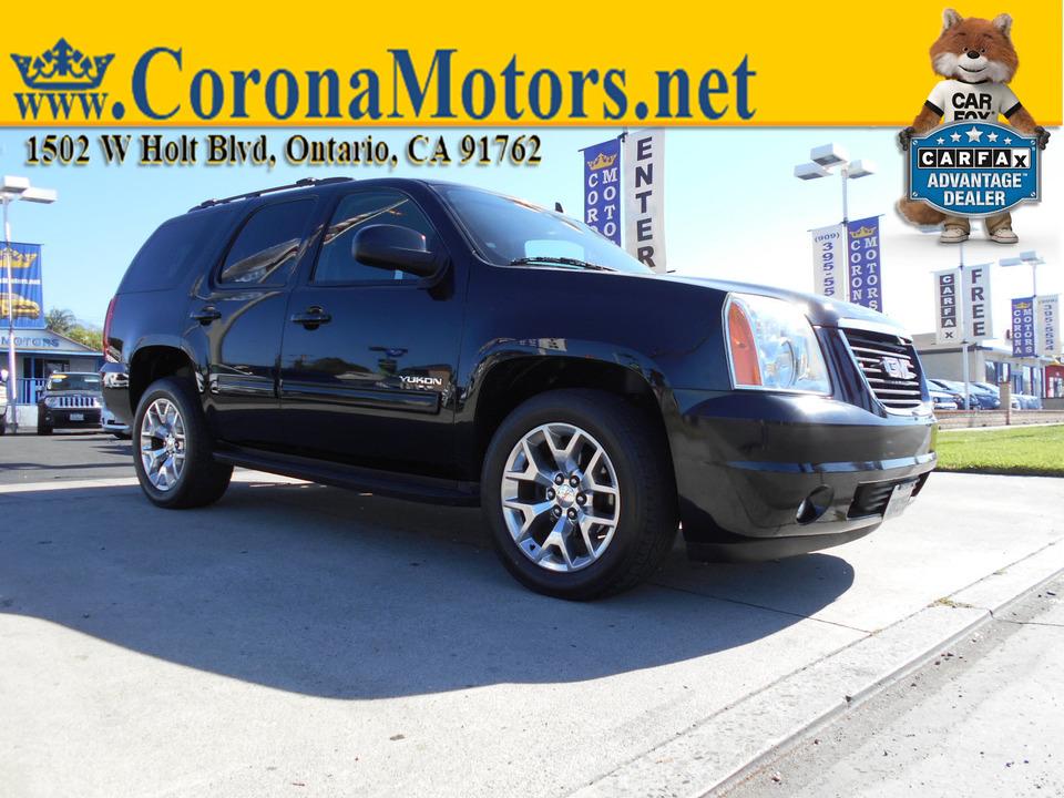 2012 GMC Yukon SLE  - 12883  - Corona Motors