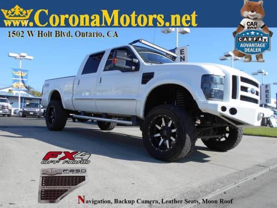 2010 Ford F-250 King Ranch 4WD  - 12945  - Corona Motors