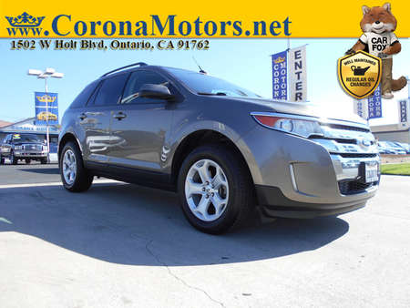 2013 Ford Edge SEL for Sale  - 12882  - Corona Motors