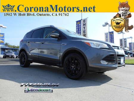 2014 Ford Escape Titanium for Sale  - 12893  - Corona Motors