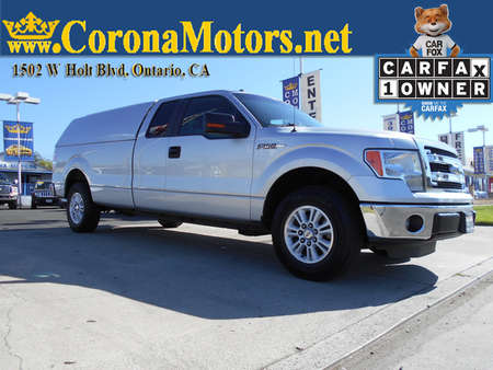 2014 Ford F-150 XLT w/HD Payload Pkg for Sale  - 12884  - Corona Motors