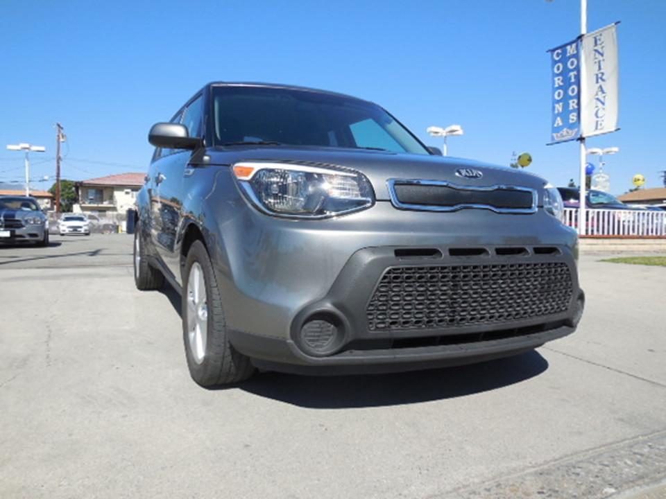 2015 Kia Soul  - Corona Motors