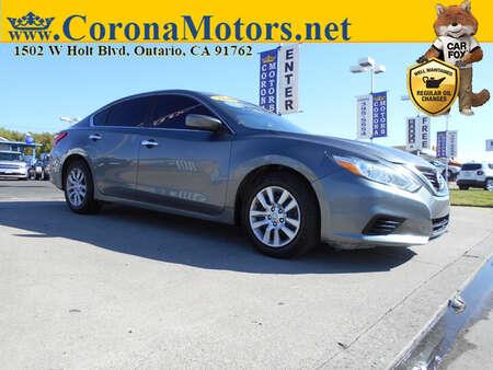 2016 Nissan Altima 2.5 S for Sale  - 13012  - Corona Motors