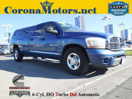 2006 Dodge Ram 2500 Laramie for Sale  - 12219  - Corona Motors