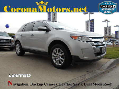 2012 Ford Edge Limited for Sale  - 12550  - Corona Motors