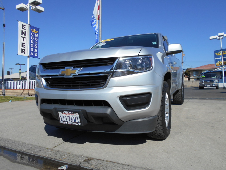 2015 Chevrolet Colorado  - Corona Motors