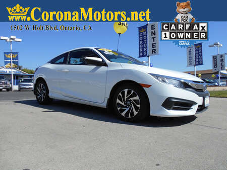 2017 Honda Civic Coupe LX for Sale  - 12834  - Corona Motors