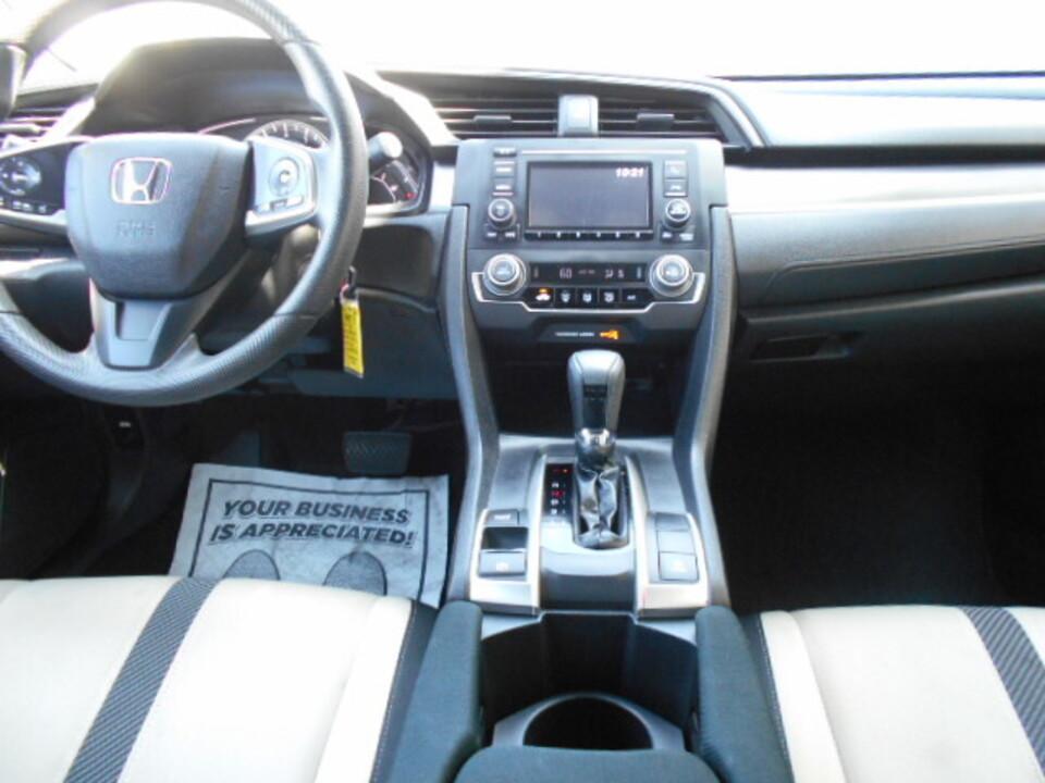 2017 Honda Civic Coupe  - Corona Motors