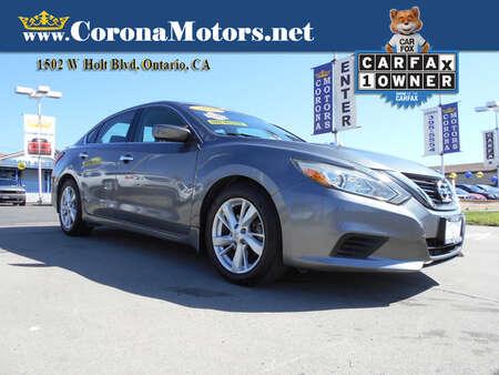 2016 Nissan Altima 2.5 S for Sale  - 13186  - Corona Motors