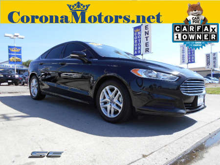 2016 Ford Fusion SE for Sale  - 12408  - Corona Motors