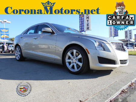 2013 Cadillac ATS  for Sale  - 12586  - Corona Motors