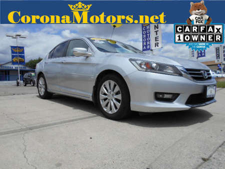 2014 Honda Accord Sedan EX for Sale  - 12299  - Corona Motors