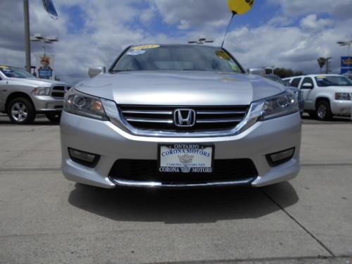 2014 Honda Accord Sedan  - Corona Motors
