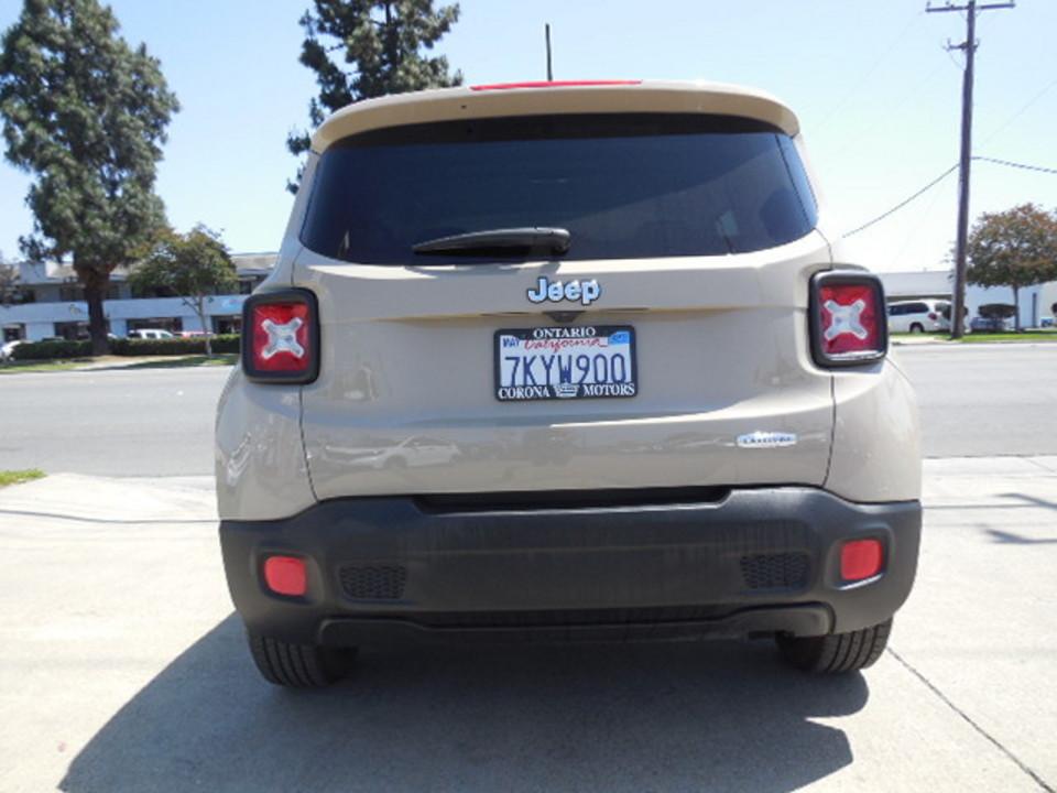 2015 Jeep Renegade  - Corona Motors