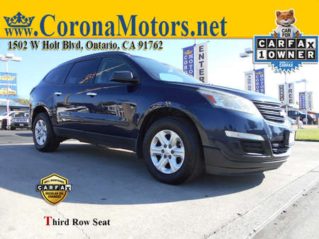 2015 Chevrolet Traverse LS for Sale  - 12910  - Corona Motors