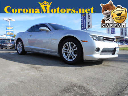 2014 Chevrolet Camaro LS for Sale  - 12621  - Corona Motors