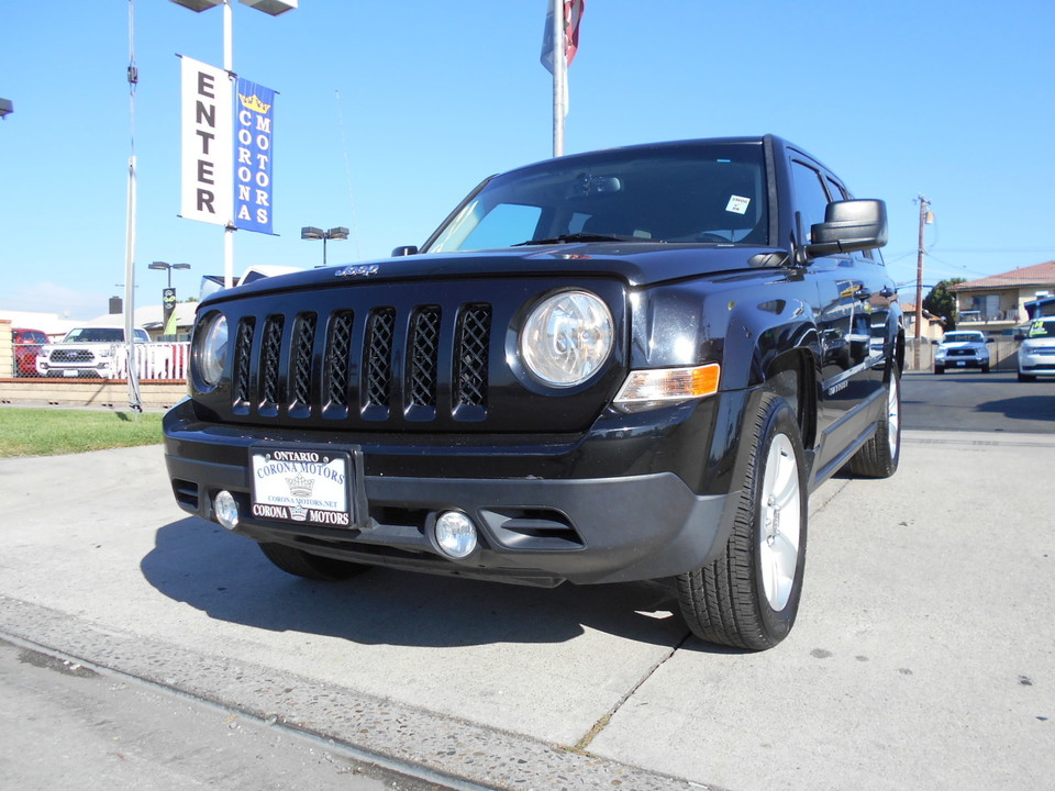 2016 Jeep Patriot  - Corona Motors