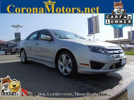 2010 Ford Fusion SPORT for Sale  - 12113  - Corona Motors