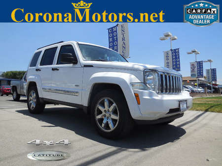 2012 Jeep Liberty Sport Latitude   4WD for Sale  - 12101  - Corona Motors