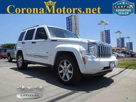 2012 Jeep Liberty Sport Latitude   4WD for Sale  - 12101  - Corona Motors