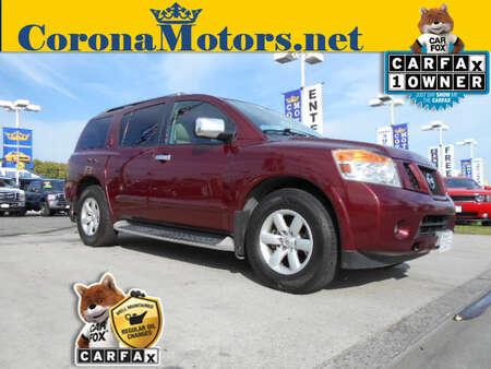2011 Nissan Armada SV for Sale  - ARMAD86  - Corona Motors