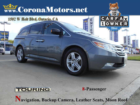 2011 Honda Odyssey Touring for Sale  - 13057  - Corona Motors