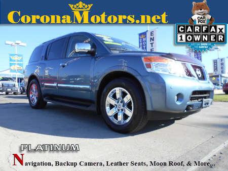 2011 Nissan Armada Platinum for Sale  - 12613  - Corona Motors