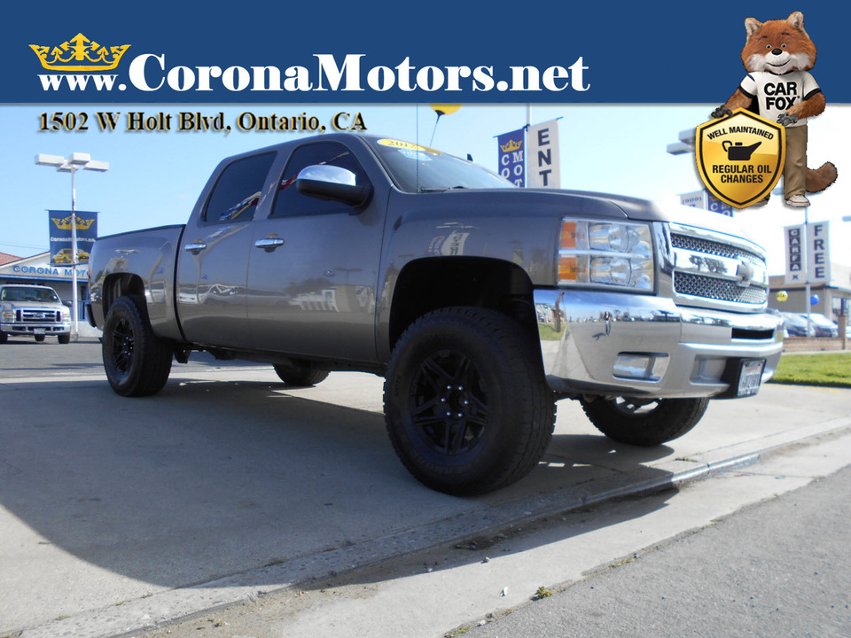 2012 Chevrolet Silverado 1500 LT  - 13051  - Corona Motors